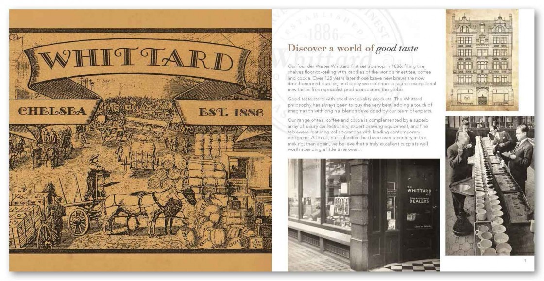 Image result for whittard of chelsea history